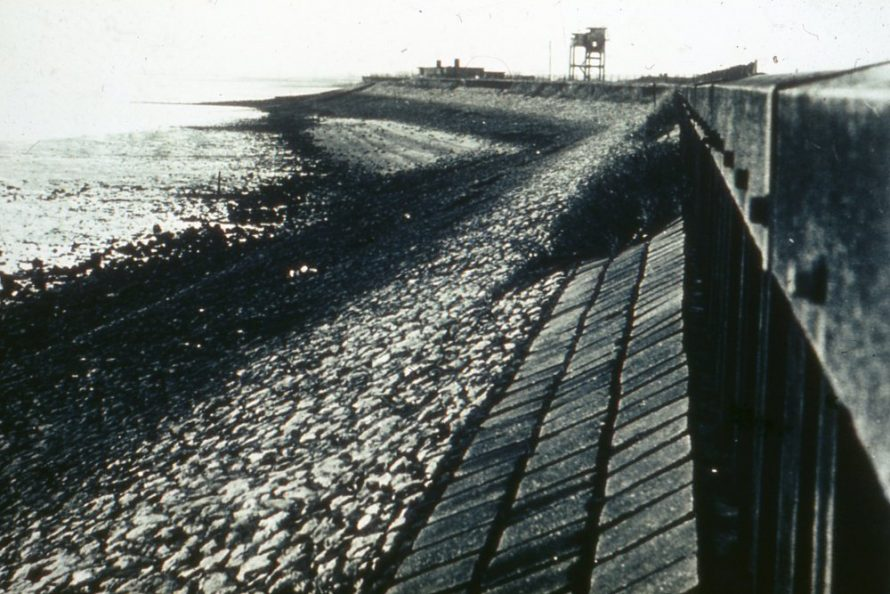 Thorney Bay Defences