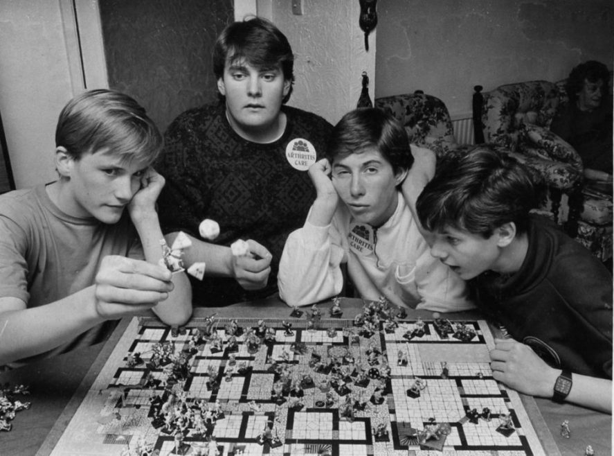 24 Hour Fantasy Game 1988 | Echo Newspaper Archive