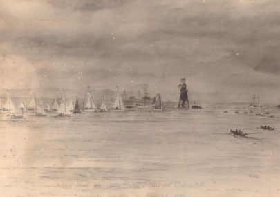 Canvey Yacht and Canoe clubs Centenary Regatta