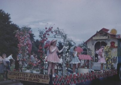 Canvey Carnival 1960