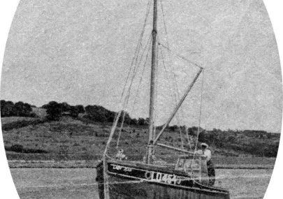 Fishing Boat for the Thames Estuary