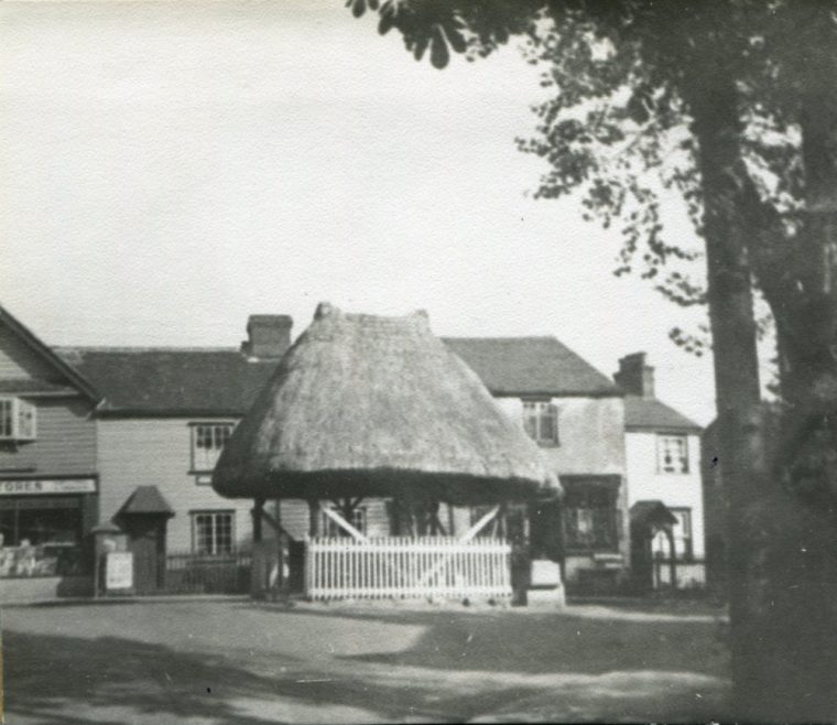 Village pump and the PO behind   H Read