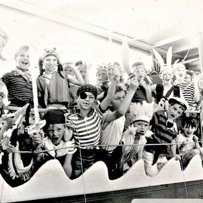 1989 Peter Pan 4th Canvey Sea Scouts Group