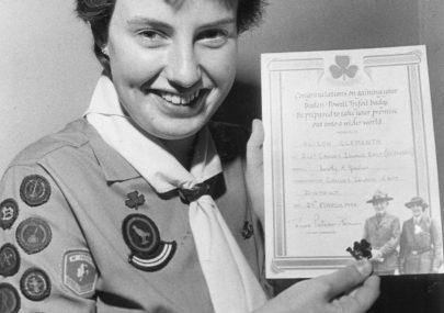 Baden Powell Award