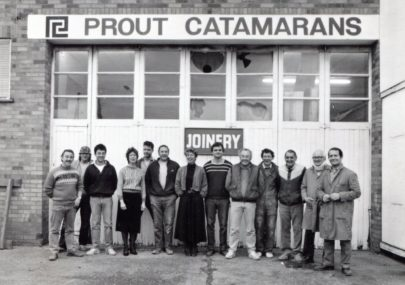Staff at Prouts