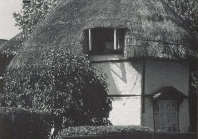 Dutch Cottage in the Village