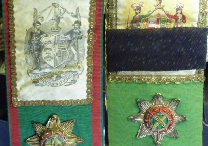 The Sashes from Court of St Katherine