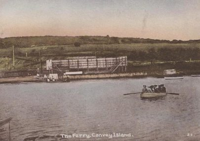 Postcard of the Ferry