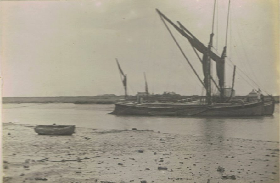 Off Canvey Island 1904