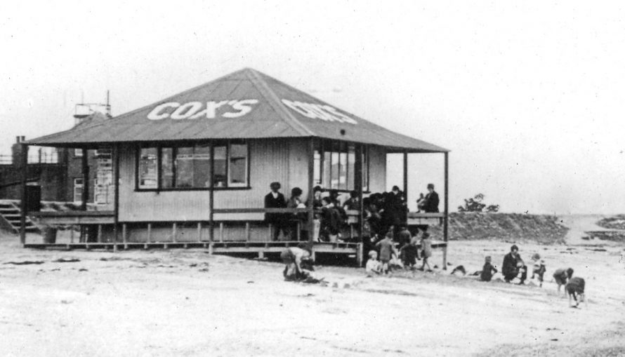 New Photo of the beach tearooms
