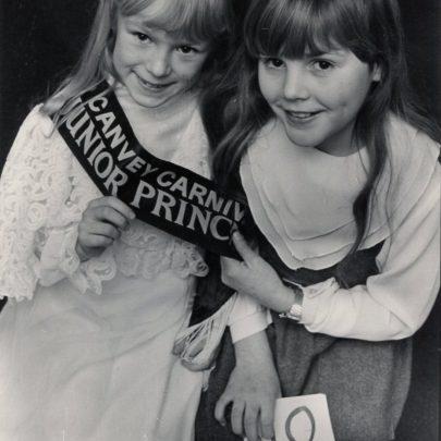 1983 Melanie Wright and Jennifer Alterman
