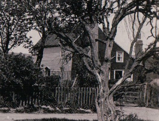 Dutch Cottage and Hill Hall Farm House