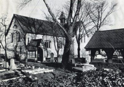 Lovely Photo of the Church