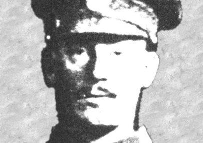 Sgt. Mellis Joseph William Gibbins