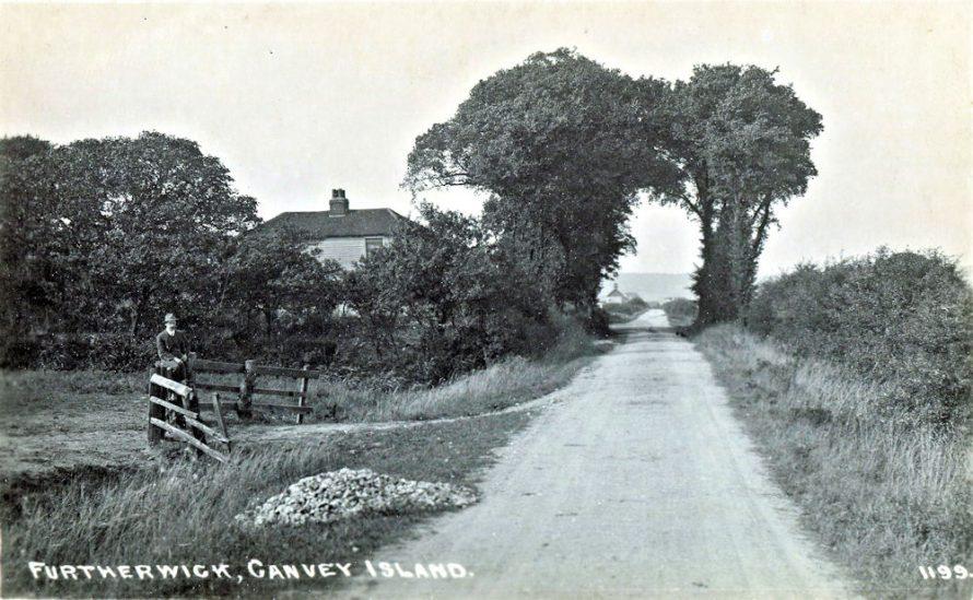 Furtherwick Road Looking North