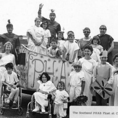 1987 Southend PHAB Group
