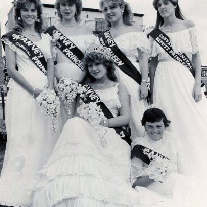 1986 Teresa Smith and Court
