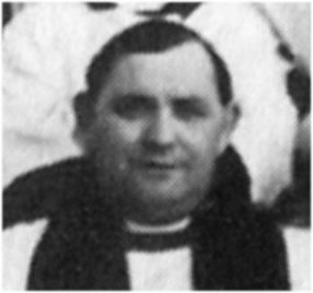 1953-57: Rev David Gilbert Cullen