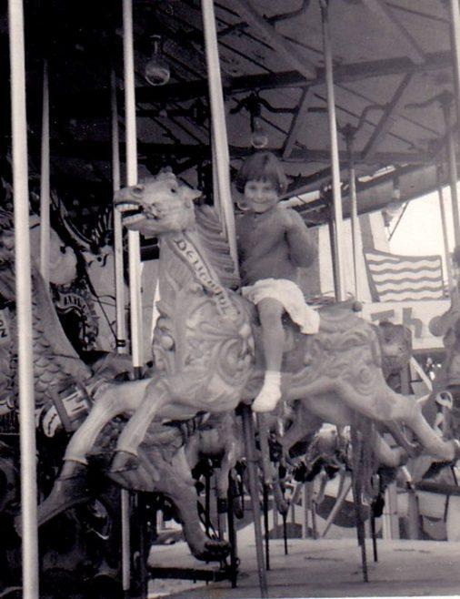 Carousel on Canvey | Gillian Mundy