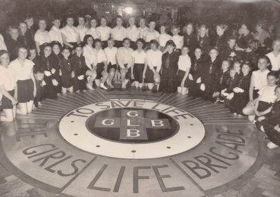 Canvey Girls Life Brigade