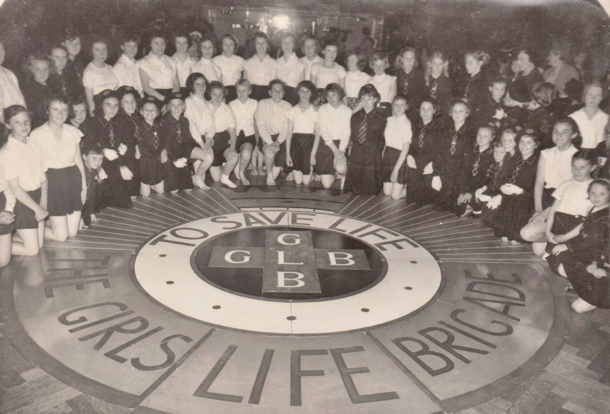 Canvey Girls Life Brigade | Carol Montgomery