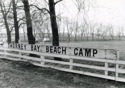 Thorney Bay Beach Camp 1987