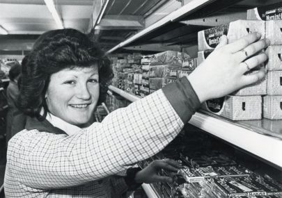 Lipton's Manageress 1980