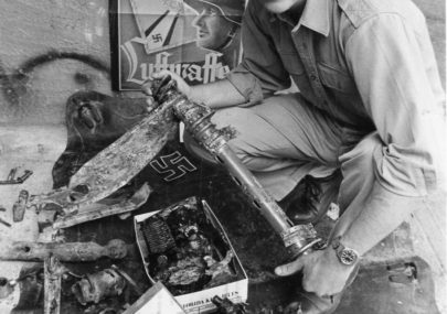 Gary Foulger WW2 Bomber