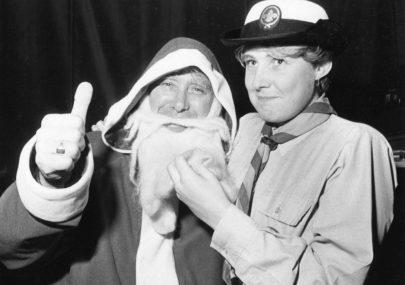 Nice Surprise for Santa