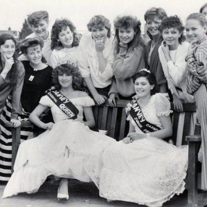 1987 Teresa Smith and Mary Day