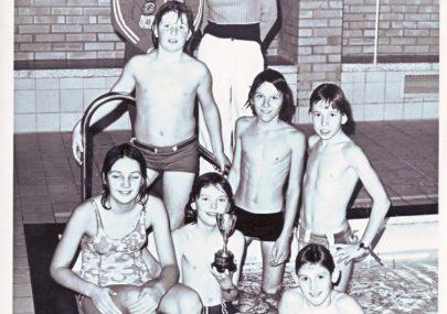 1973 Lifesaving Champions