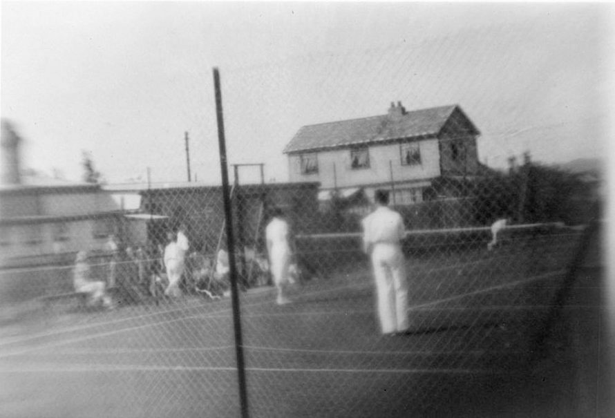 Canvey Tennis Court