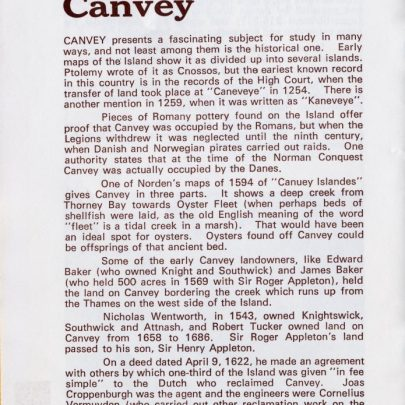 Captivating Canvey 1974