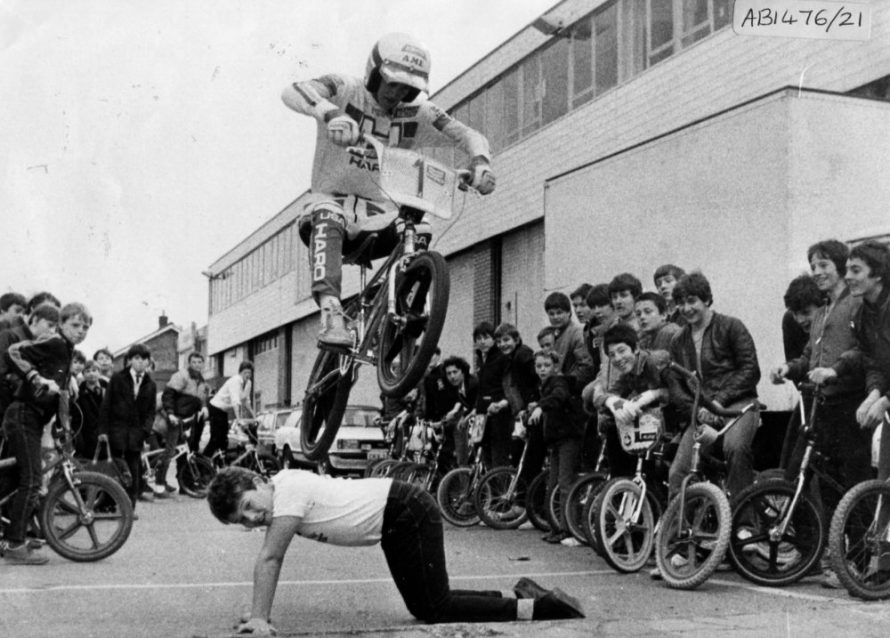 Stunts | Echo Newspaper Archive