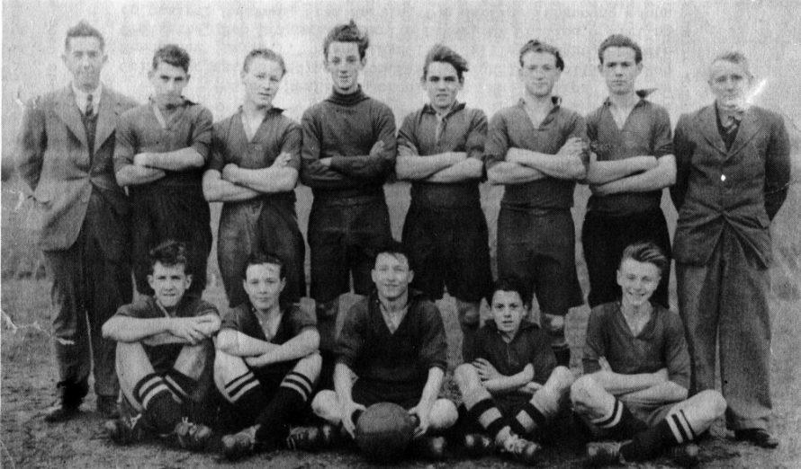 Canvey Youth Club Team
