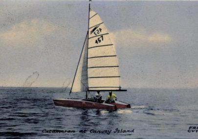 Catamaran at Canvey