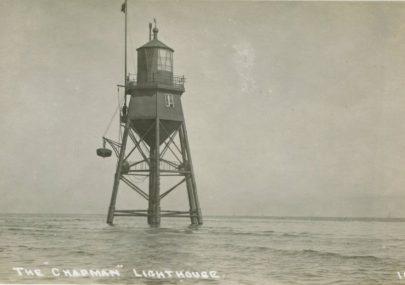 Chapman Lighthouse Postcard