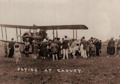 A Bi-Plane