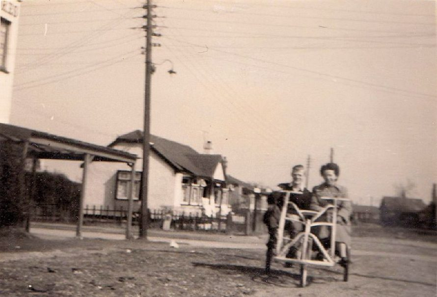 Unusual Canvey Picture