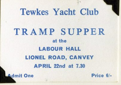 Tramp Supper