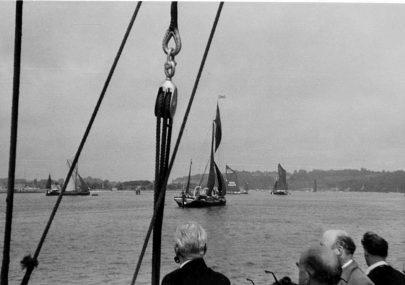 Thames Sailing Barge Event