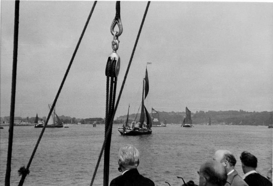 Thames Sailing Barge Event
