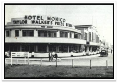 Clary Swann's memories of the Monico and Casino
