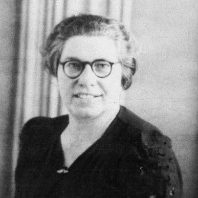 Sonia Galperin in later years | Pamela Winborne