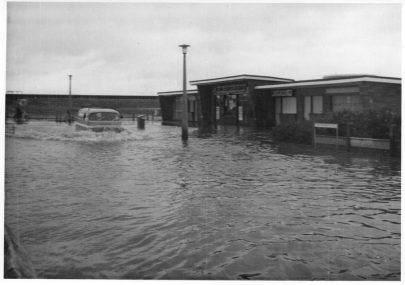 1968 local flooding on Canvey