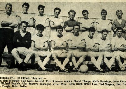 Canvey Tenants FC 1964