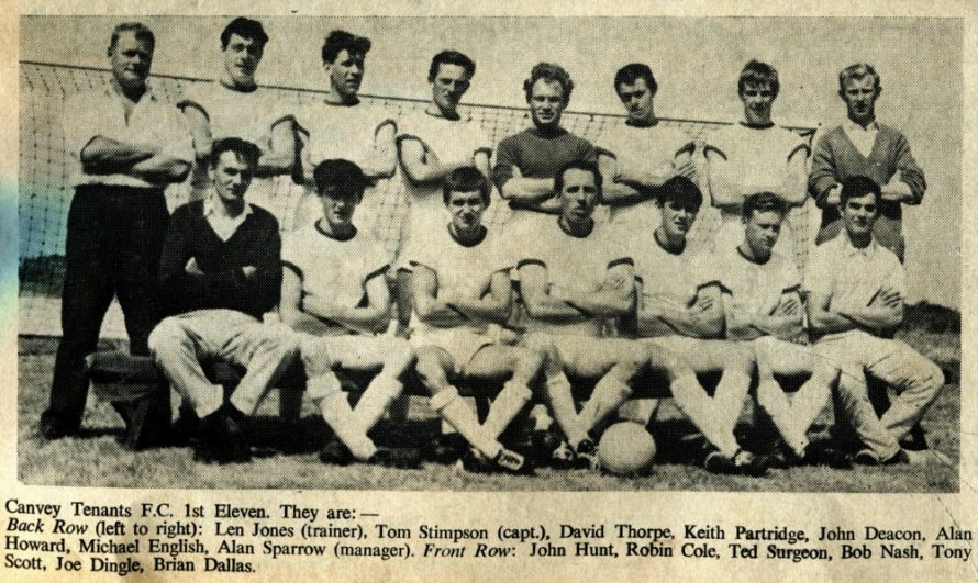 Canvey Tenants FC 1964