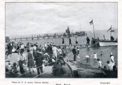Canvey Island 1946