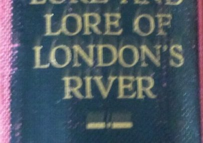 Lure and Lore of London's River