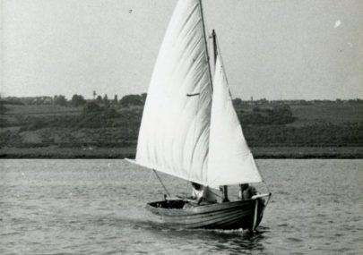 Dinghy Hunt August 1967